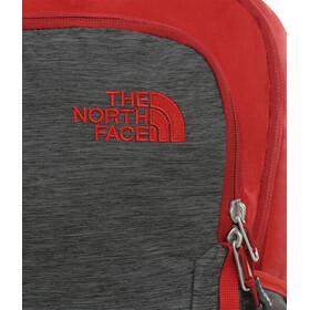 The North Face Vault Rygsæk, tnf dark grey heather/cardinal red